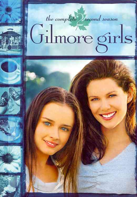 GILMORE GIRLS:COMP SECOND SSN BY GILMORE GIRLS (DVD)