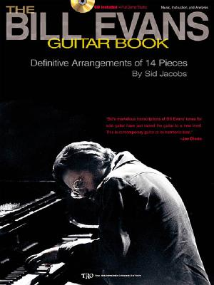 Bill Evans Guitar Book By Jacobs, Sid